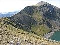 Bwlch y Marchlyn - the col separating Mynydd Perfedd and Elidir Fawr - geograph.org.uk - 428053.jpg