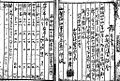 By Yamanashi Prefecture Medical Association in 1911, Schistosoma japonicum symptoms investigation report.JPG