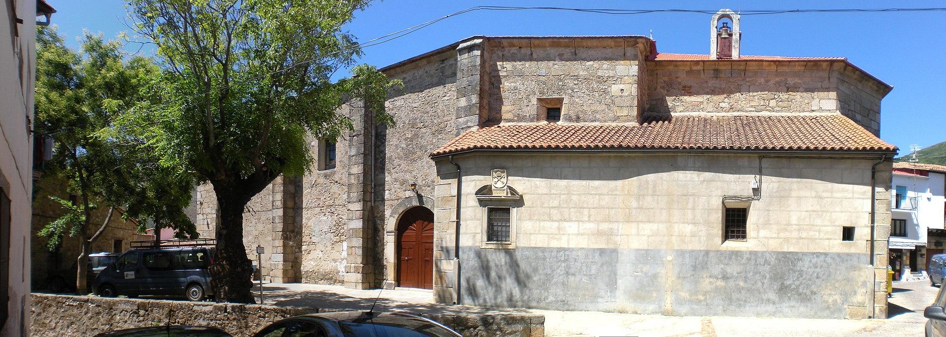 Cáceres.2009.Iglesia de San Martín de Trevejo.jpg