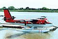C-GENT DHC 6 Twin Otter 200 (Floats) Harbour Air YVR MAY92 (6814235419).jpg