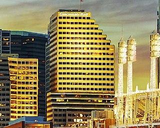 Cincinnati Bell US communications company