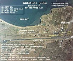 Cold Bay AirportPort lotniczy Cold Bay