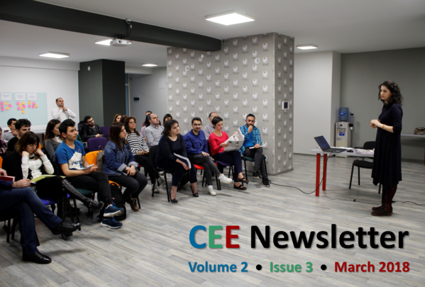 CEE Newsletter - cover photo - Vol 2, Issue 3, March 2018.png