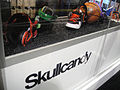 CES 2012 - Skullcandy headphones (6937591825).jpg