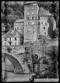 CH-NB - Saint-Maurice, Château, vue partielle - Collection Max van Berchem - EAD-7634.tif