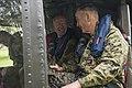 CJCS and Admiral Haakon Bruun-Hanssen, Norwegian Chief of Defence visit Norwegian Special Forces (37175744382).jpg