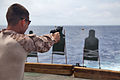 CLB-15 conducts live-fire exercise aboard USS Rushmore 130429-M-VZ265-096.jpg
