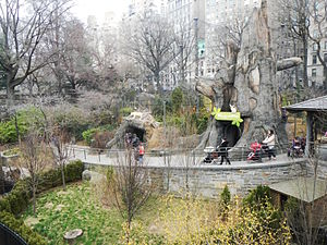 Central Park Zoo - Children's Zoo