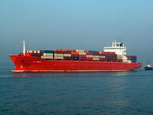 CP Honour IMO 9165360, at Port of Antwerp, Belgium 21-Sep-2005.jpg