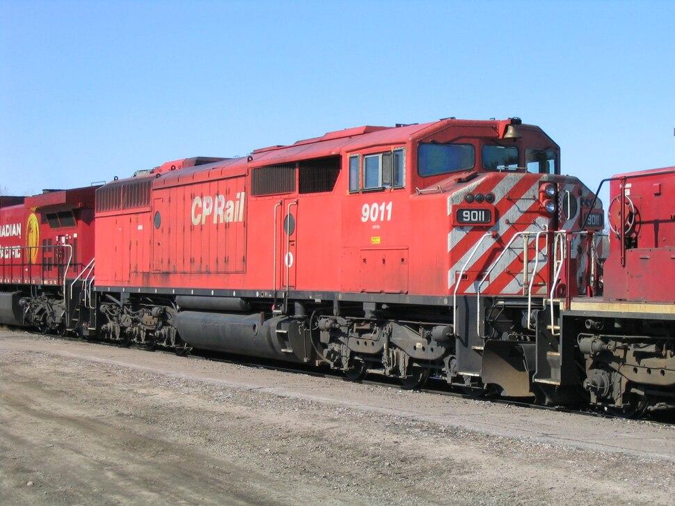 CP Rail 9011