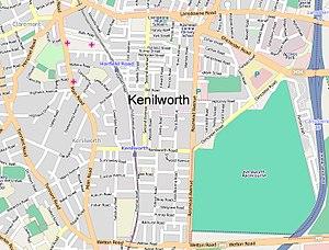 Kenilworth, Cape Town