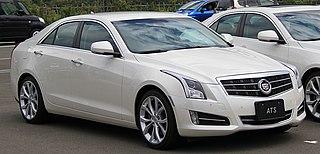 Cadillac ATS Motor vehicle