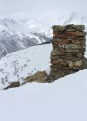 Cairn on Monte Paglietta (AO, Italy).png
