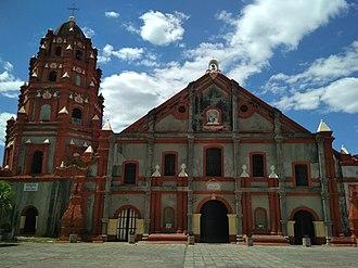 Saints Peter and Paul Parish Church (Calasiao) - Image: Calasiao Church in Pangasinan