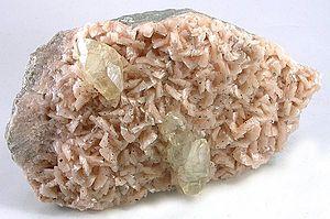 Druse (geology) - Image: Calcite Dolomite 71009