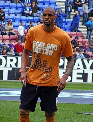 Caleb Folan - Folan warming up for Hull City in 2010