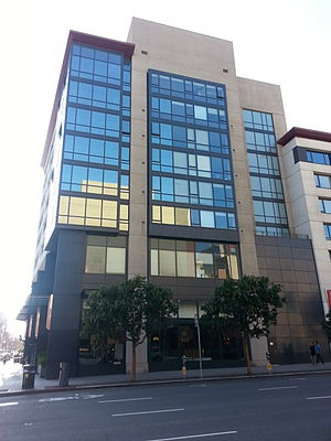 California Institute for Regenerative Medicine - CIRM headquarters on King St., San Francisco