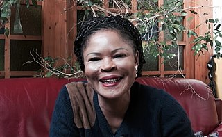 Calixthe Beyala Cameroonian-French writer