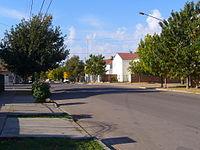 Calle de Gral. Pico.JPG