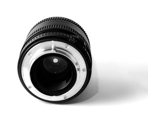 Exit pupil - The image side of the lens of an SLR camera; the exit pupil is the light area in the middle of the lens.