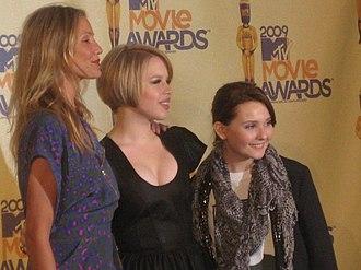Sofia Vassilieva - With Cameron Diaz and Abigail Breslin at 2009 MTV Movie Awards
