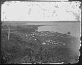 Camp of 15th. N.Y. Engineers and 1st Mass. Heavy Artillery. Belle Plain, May, 1864. (4153090241).jpg