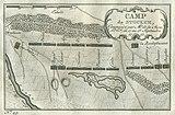Camps topographiques de la campagne de MDCCLVII, en Westphalie 1757, 09, 18, Camp de Stockem - detail rotated.jpg