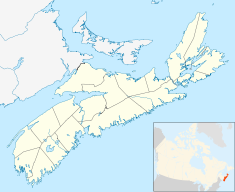 Grand-Pré National Historic Site is located in Nova Scotia