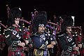 Canadian military pipes and drums band (37023164510).jpg