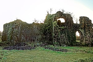 Canonsleigh Abbey - Canonsleigh Abbey (Panoramic)