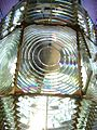 Cape Canaveral Light 1st order Fresnel lens closeup.jpg