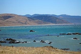 Cape Mendocino landform