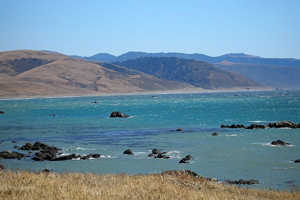 The Cape Mendocino Coast. Cape Mendocino Coast.jpg