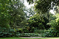 Capel Manor Gardens pond Enfield London England 2.jpg
