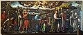 Capelle di Sant'Atanasio - Trasporto del corpo della Vergine al sepolcro di Leandro Bassano.jpg