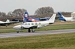 Capital Trading G-VIPV PA-31-350 Coventry(3) (35918692644).jpg