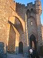 Carcassonne Barbacane de l'Aude AL02.jpg