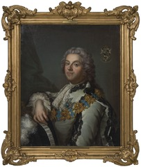 Portrait of Carl Gustaf Tessin, 1695-1770