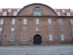 Danish Maritime Authority - The Danish Maritime Authority's building in Valby