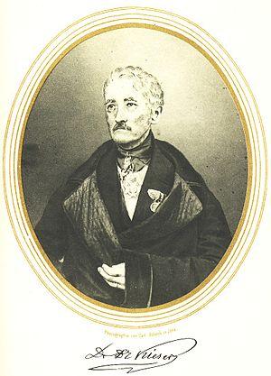Bad Berka - Dietrich Georg von Kieser in 1858