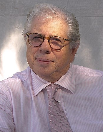 Carl Bernstein at the 2007 Texas Book Festival...