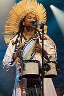 Carlinhos Brown: Alter & Geburtstag