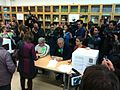 Carme Forcadell voting, 9N2014 02.JPG