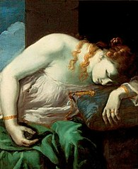 The Death of Lucretia.