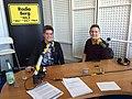 Casa & Nova zu Gast bei Radio Berg.jpg