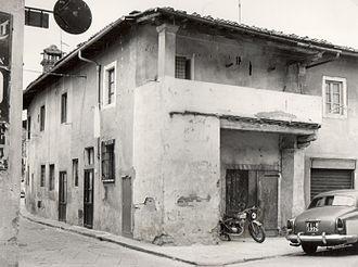 Peretola - Vespucci house in Peretola