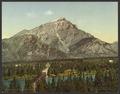 Cascade Mountain, Alberta-LCCN2008679645.tif
