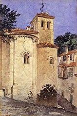 Church at Segovia, Spain