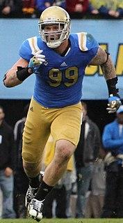 Cassius Marsh American football defensive end