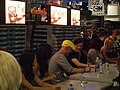 Cast of Glee Signing at Comic Con (12062469644).jpg